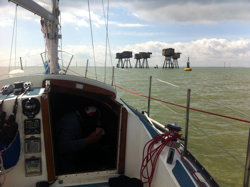 Thames Estuary Yacht Krugerrand